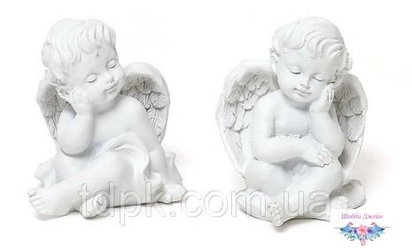 """Декоративная статуэтка \""""Маленький ангел\""""."""