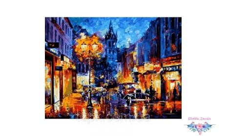 """Картины по номерам 40 х 50 см. \""""Амстердам\"""""""