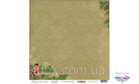 """Бумага ScrapBerry\""""s Ночь перед Рождеством - Зимний вечер 30,5x30,5 см, 1 шт"""