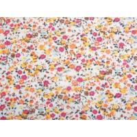 Отрез ткани в мелкий цветочек 50 х 48 см.