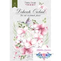 "Набор высечек \""Delicate Orchid\"" 49 шт."