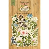 """Набор высечек, коллекция \""""Botany summer\"""", 59шт"""