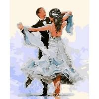 Картины по номерам 40 х 50 см. Свадебный танец