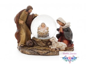 Вертеп Рождественский (Водяной шар)