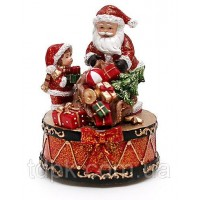 """Новогодняя музыкальная композиция \""""Санта с подарками\"""""""