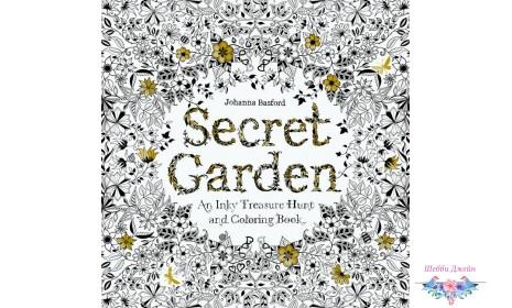 Таинственный сад.  Джоанна Бэсфорд