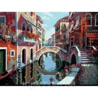 Картины по номерам 40 х 50 см. Полдень в Венеции.